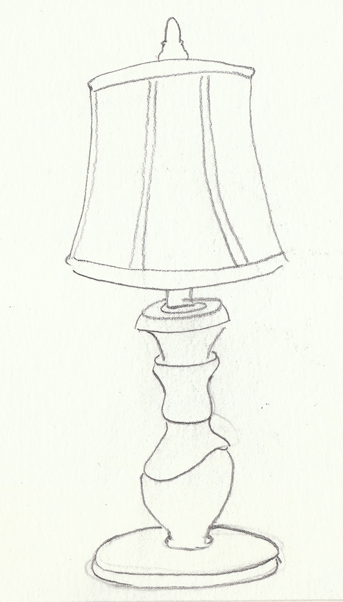 Table lamp for drawing -  Table Lamp